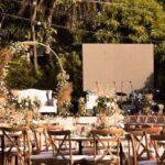دکورهای زیبا و ابتکاری جشن عروسی در فضای باز