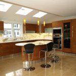ایده های شیک از طراحی آشپزخانه و کابینت به سبک ایتالیایی