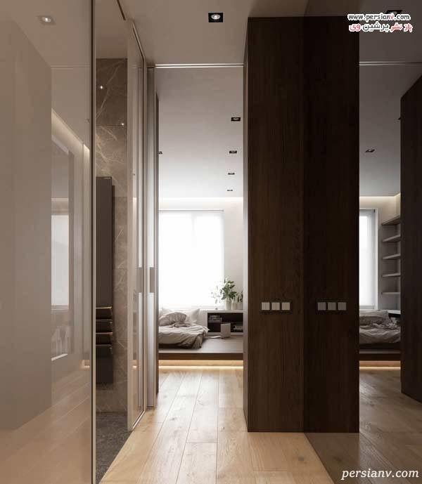 دکوراسیون خانه های 60 متری