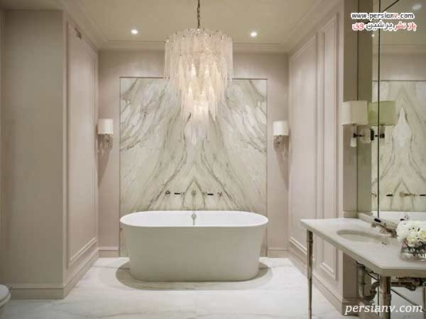 عکس حمام های لوکس