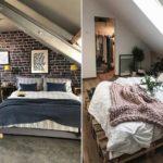 اتاق زیر شیروانی مدرن با ایده های جذاب طراحی داخلی