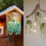 ساخت لوستر فانتزی در منزل با ایده های جذاب و زیبا