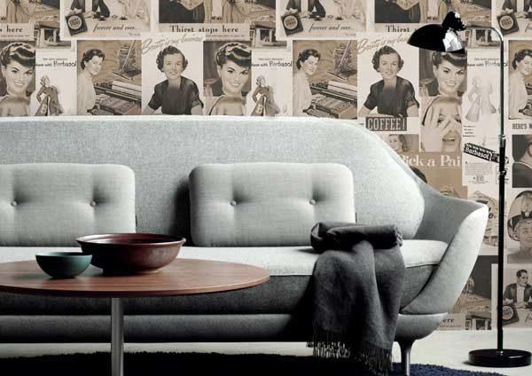 سبک مید سنچری در دکوراسیون و طراحی داخلی