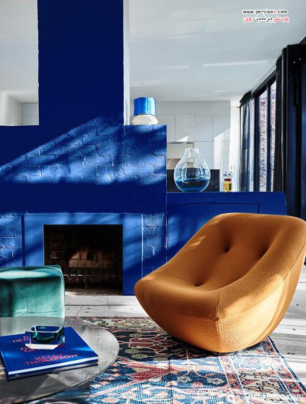 رنگ های دکوراسیون منزل