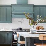رنگ کابینت ۲۰۲۰ برای آشپزخانه از نظر طراحان داخلی و دکوراسیون