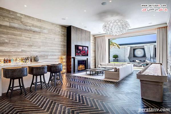 دکور و طراحی خانه جدید کایلی جنر