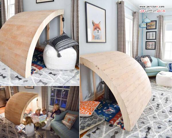 دیزاین و دکوراسیون اتاق کودک