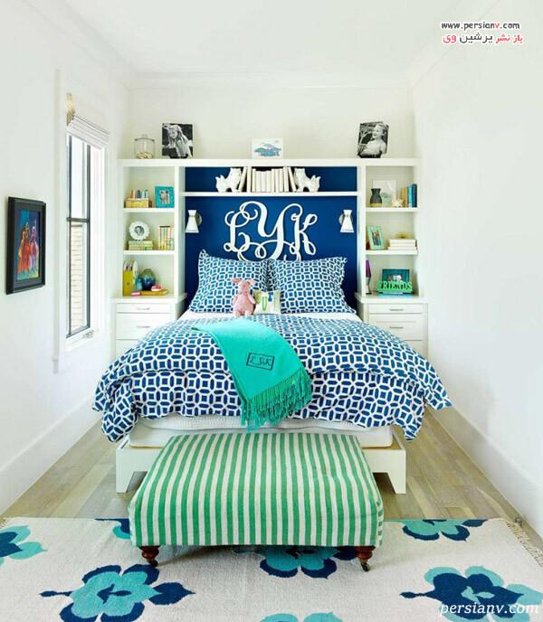 چهارپایه و نیمکت برای تخت