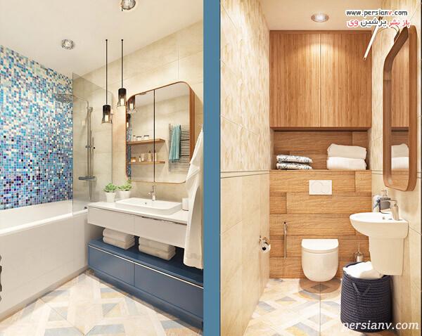 دکوراسیون حمام و سرویس بهداشتی