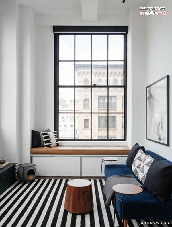 انتخاب وسایل کوچک برای اتاق کوچک