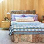 دکور بالای تخت با ایده های ساده و شیک