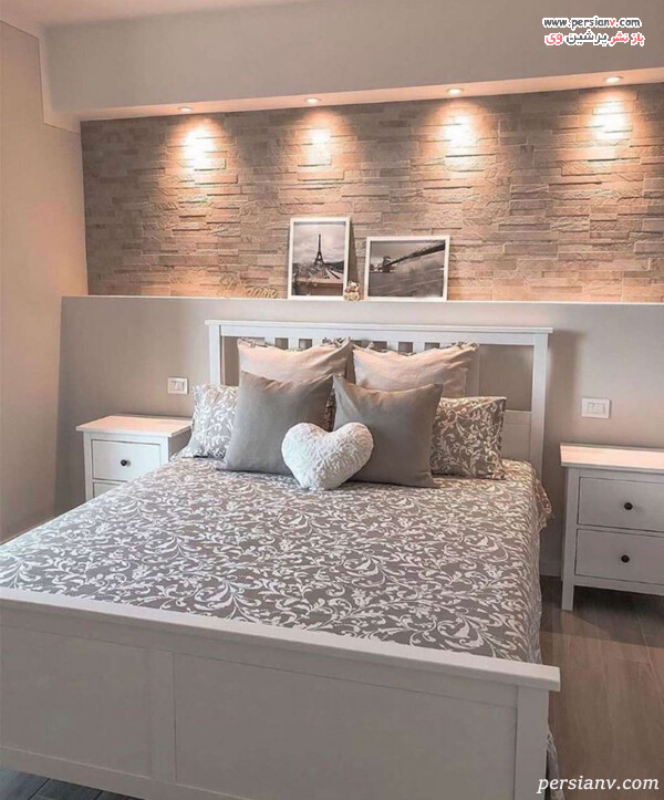 دیزاین اتاق خواب کوچک