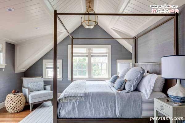 نمونه سقف اتاق خواب