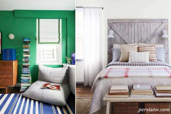 ایده های مرتب سازی اتاق نوجوانان در طراحی داخلی