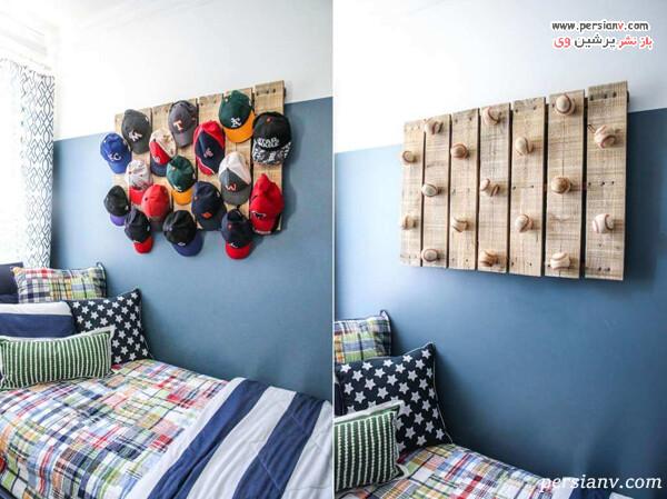 ایده های مرتب سازی اتاق