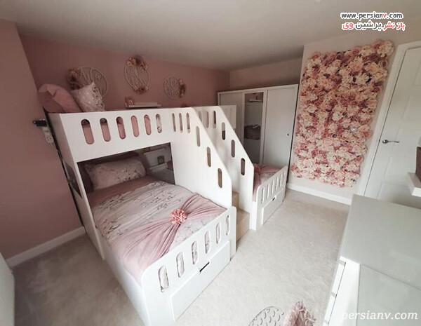 اتاق خواب سه نفره