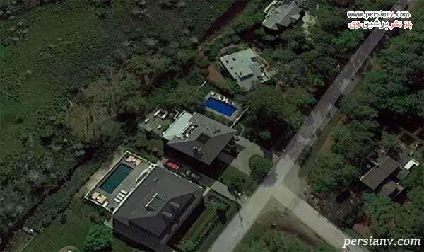 خانه های جو بایدن