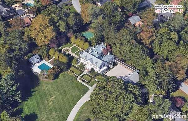 منزل رئیس جمهور امریکا