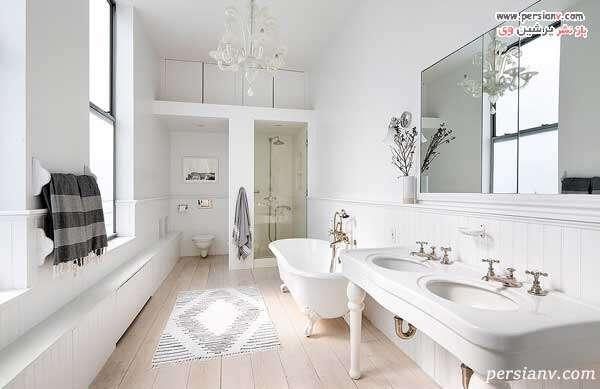 دکور حمام و سرویس بهداشتی