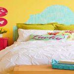 ایده های ارزان و جالب برای تاج های بالای تخت