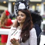حضور آیشواریا در یک رویداد سلطنتی بریتانیا +عکس