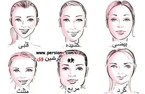 مدلهای مناسب لباس برای صورتهای بیضی + عکس