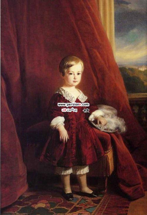 لباس عجیب پسربچهها در قرن ۱۹ +عکس