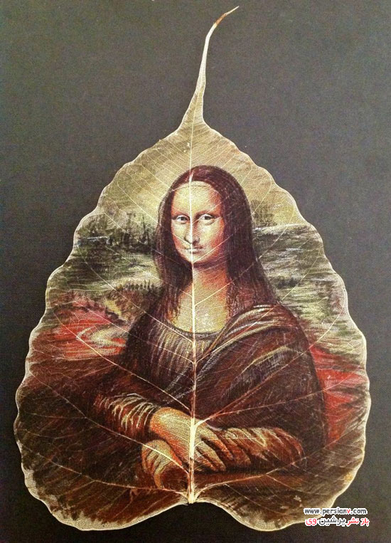 نقاشی های خارق العاده هنرمند هندی