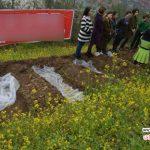 آداب و رسوم عجیب و جدید زنان مطلقه چینی در قبرستان +عکس