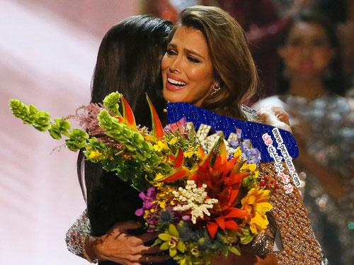 دختر شایسته جهان در سال 2017 +عکس