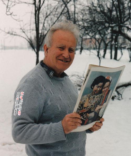 سرگذشت مرد آشنا به 100 زبان ناشناس دنیا | خارق العاده و خاص +عکس