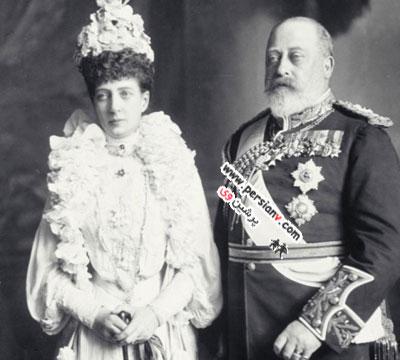 تصاویرمعشوقه شاه مشهور پس از ۱۳۵ سال رو شد! +عکس