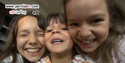 بچه های بسیار استثنایی و خاص این خانواده +عکس