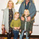 آنجلینا جولی و پنج تن از فرزندانش در افتتاحیه فیلم انیمیشنی +عکس
