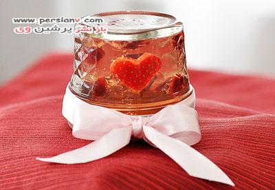 طرز تهیه دسر عاشقانه ویژه روز پدر +عکس