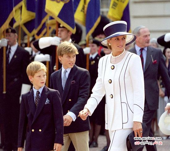 مصاحبه جدید شاهزاده ویلیام