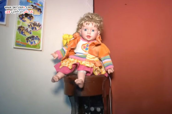 عروسک تسخیرشده