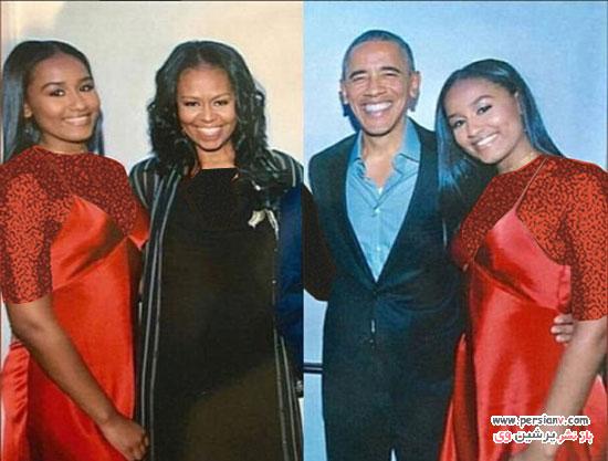 جشن تولد دختر اوباما