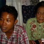 ازواج پسر نوجوان 16 ساله با عشقش پیرزن 71 ساله!