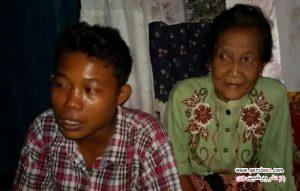 ازواج پسر نوجوان ۱۶ ساله با عشقش پیرزن ۷۱ ساله!