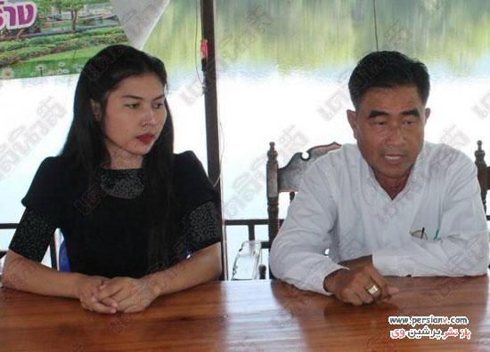 مرد چند زنه تایلندی