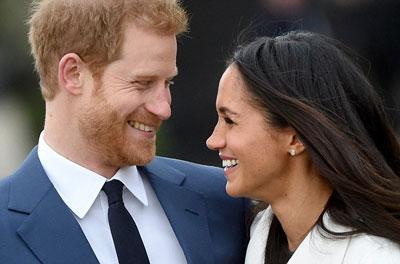 نامزدی شاهزاده هری و مگان مارکل رسما اعلام شد!