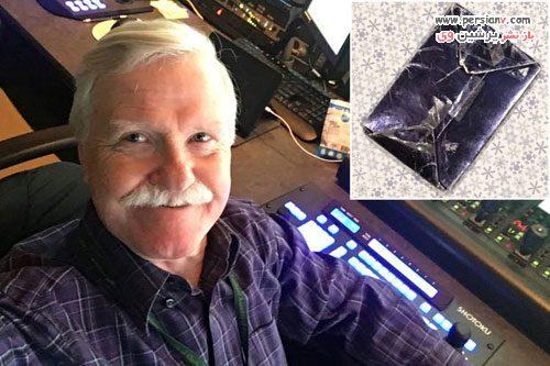 مردی که هدیه معشوقه اش را 47 سال باز نکرده باقی گذاشته است!