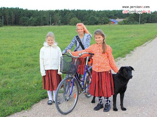 جزیره بدون مرد در کشور استونی