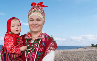 جزیره ای در کشور استونی که قدرت مطلق در دست زنان است!