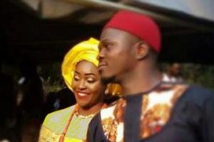 ازدواج متفاوت زوج نیجریه ای با یک آگهی ازدواج در فیس بوک