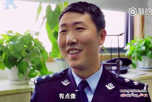 اقدام ستودنی پلیس چینی
