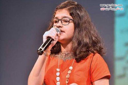 رکورد گینس دختر 12 ساله