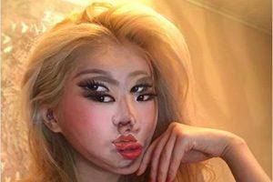 با دختر هزار چهره کره جنوبی آشنا شوید!