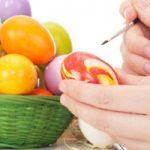آموزش آسان برای رنگ آمیزی و تزیین تخم مرغ سفره هفت سین